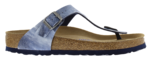 Birkenstock Gizeh Jeans washed out blue 1006229