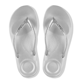 Fitflop  Iqushion Ergonomic Silver mirror