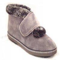 Blenzo pantoffel Grijs SE19-02 Mt. 37-41