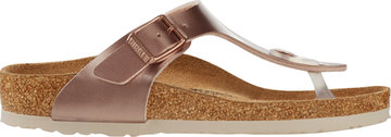 Birkenstock Gizeh Electric Metallic Copper 1012526 Mt. 30-39