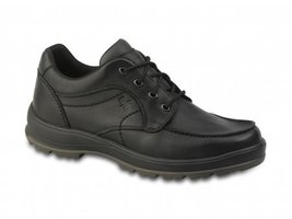 Lomer Oxford zwart mt. 39-48