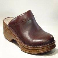 Leren Helix klomp bruin 52071-35 Mt. 39-48