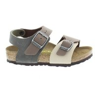 Birkenstock New York Colour mix mocca 187263 Mt. 29-30