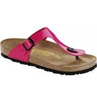 Birkenstock Gizeh Pink lak 845601 / 845603 Mt. 36-41