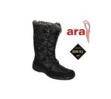 Ara Snowboot München Zwart 48544-66