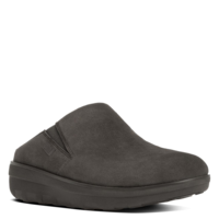 Fitflop Loaff Suede Clog Taupe Mt. 41