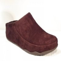 Fitflop Gogh Moc Donkerbruin Mt. 40
