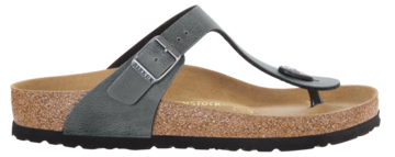 Birkenstock Gizeh Pull Up Antraciet 1005029 Mt. 39-43