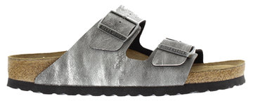 Birkenstock Arizona Jeans Washed Out Grey Zacht voetbed 1005351 / 1005352 Mt. 37-45