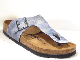 Birkenstock Ramses Jeans Washed out blue 1006176 Mt. 39-46