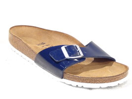 Birkenstock Madrid Dress blue lak 1005312 mt. 37-40