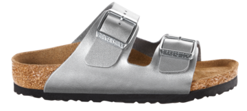 Birkenstock Arizona Zilver 555133 Mt. 26-39