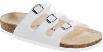 Birkenstock Florida Wit 054063 Mt 35 - 43