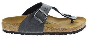 Birkenstock Ramses Black Finished 1010643 Mt. 39-46