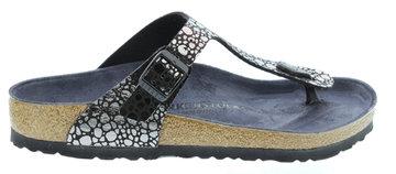 Birkenstock Gizeh Metallic Stones Black 1008865 Mt. 35-43