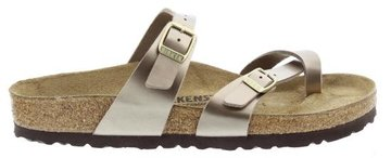 Birkenstock Mayari Electric Metallic Taupe 1012977 Mt. 35-43