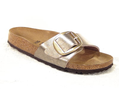 Birkenstock Madrid Graceful Taupe 1016237 Big Bugle