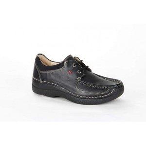 Wolky Roll-shoe zwart 6216 300