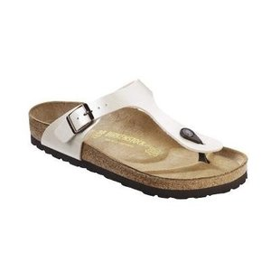 Birkenstock Gizeh Graceful Pearl White 943871 / 943873  Mt. 35-43