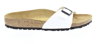 Birkenstock Madrid Wit 024543 Mt 35 - 38