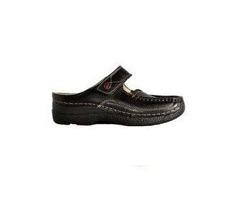 Wolky Roll-slipper zwart 622770 000