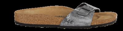 Birkenstock Madrid Jeans Washed Out Grey 1005356