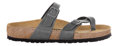 Birkenstock Mayari Pull up antraciet 1005023