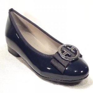 Jenny instapper blauw 63306-70 G Maat. 4