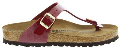 Birkenstock Gizeh Magic Snake Bordeaux 1013629 Mt. 35-43